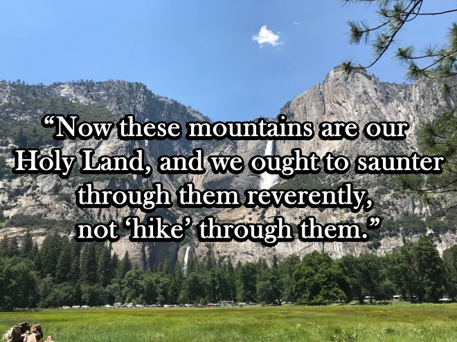 Quote 3 John Muir And The Sierra Club