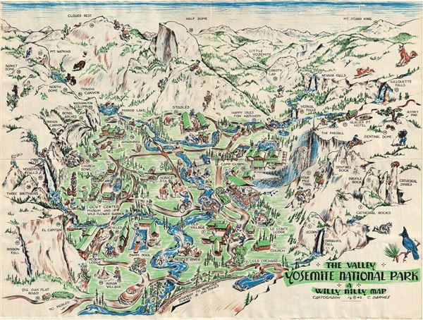 Yosemite-barnes-1946